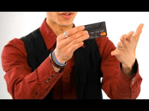 Presto chango credit card tricks