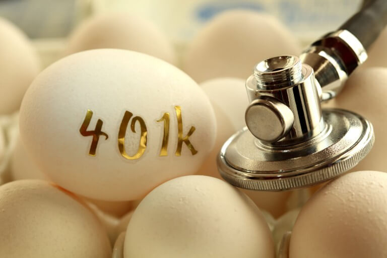 Make sure your 401k plan is on track