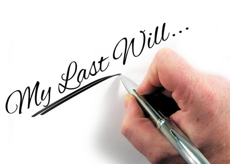 Why you need a will