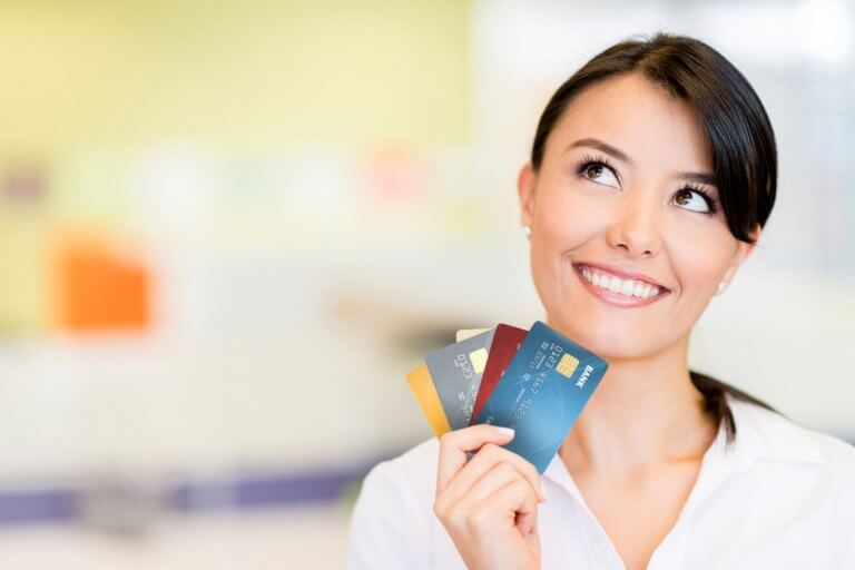 Be smart about using your credit cards