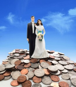Finding funds for pay for your wedding day