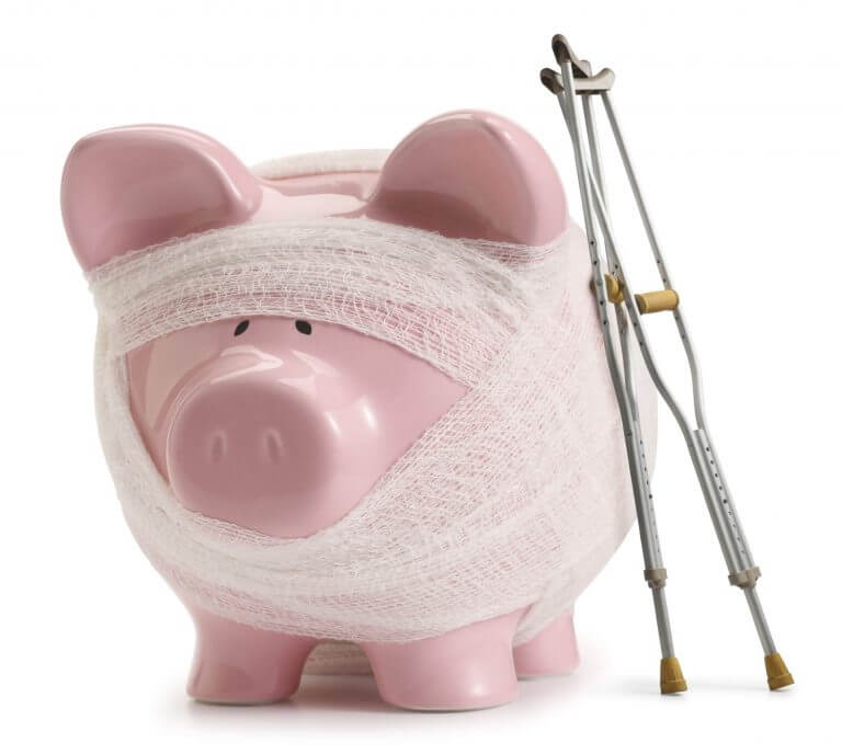 Medical bills can cripple your finances
