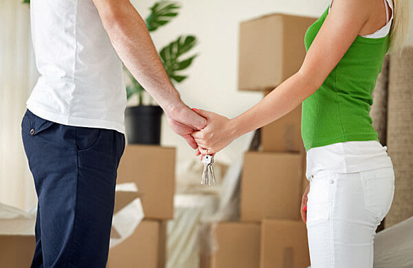 Have the money talk before moving in together