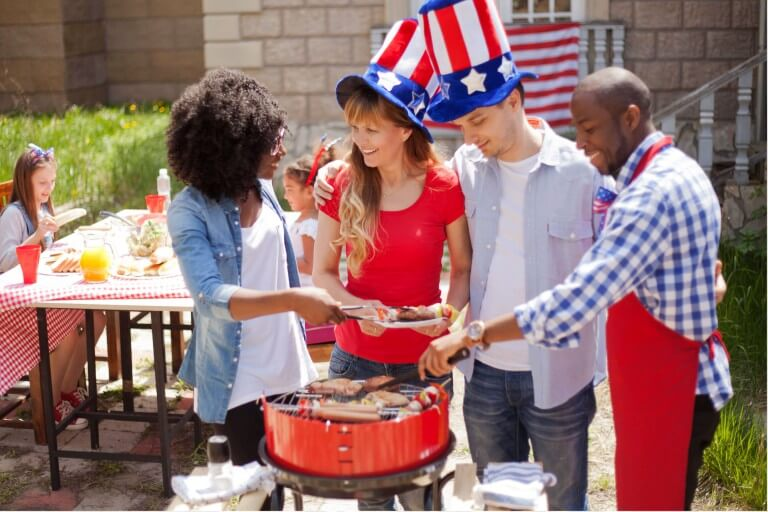 How to save on Independence Day
