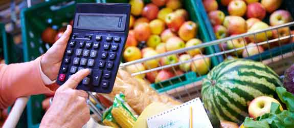 Rising temperatures may mean rising food prices too