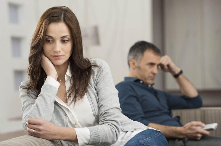 Conflict over joint accounts can end relationships