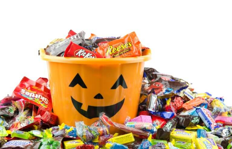 Sweet budgeting tips for Halloween