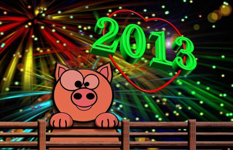 2013 money resolutions