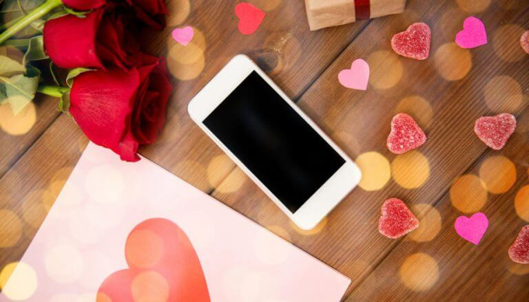 Spread the love with Valentine's Day apps