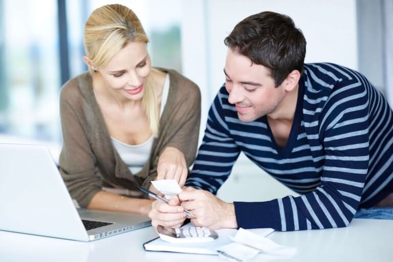 Staying credit positive as a couple