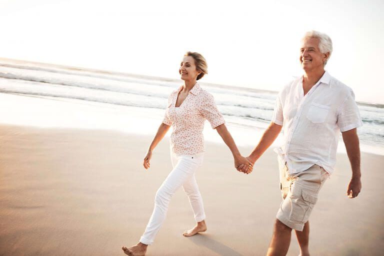 Retiring debt free gives you a bright future