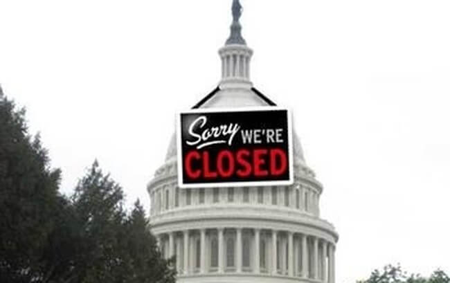 The government shutdown could impact key services