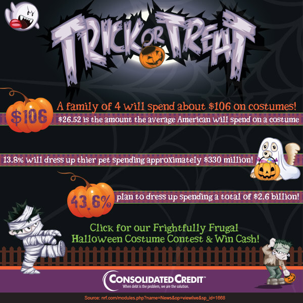 throwing a halloween bash with your family and friends is a great way to celebrate the holiday however a lot of people cringe at the thought of the costs