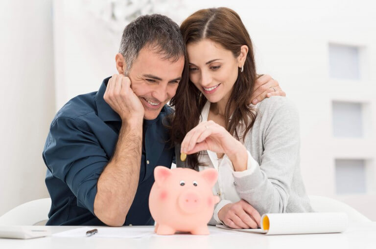 Married couples find common financial ground