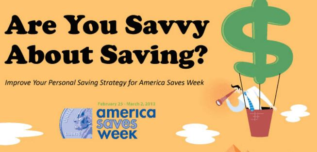 Strategize for America Saves Week