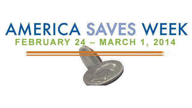America Saves Week helps you set goals