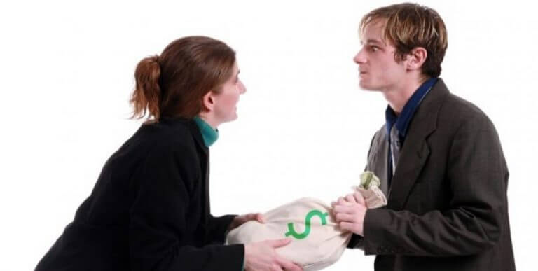 Are you fighting with a financial bully?