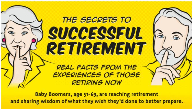 New Secrets to a successful retirement