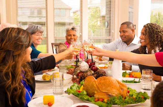family-turkey-dinner