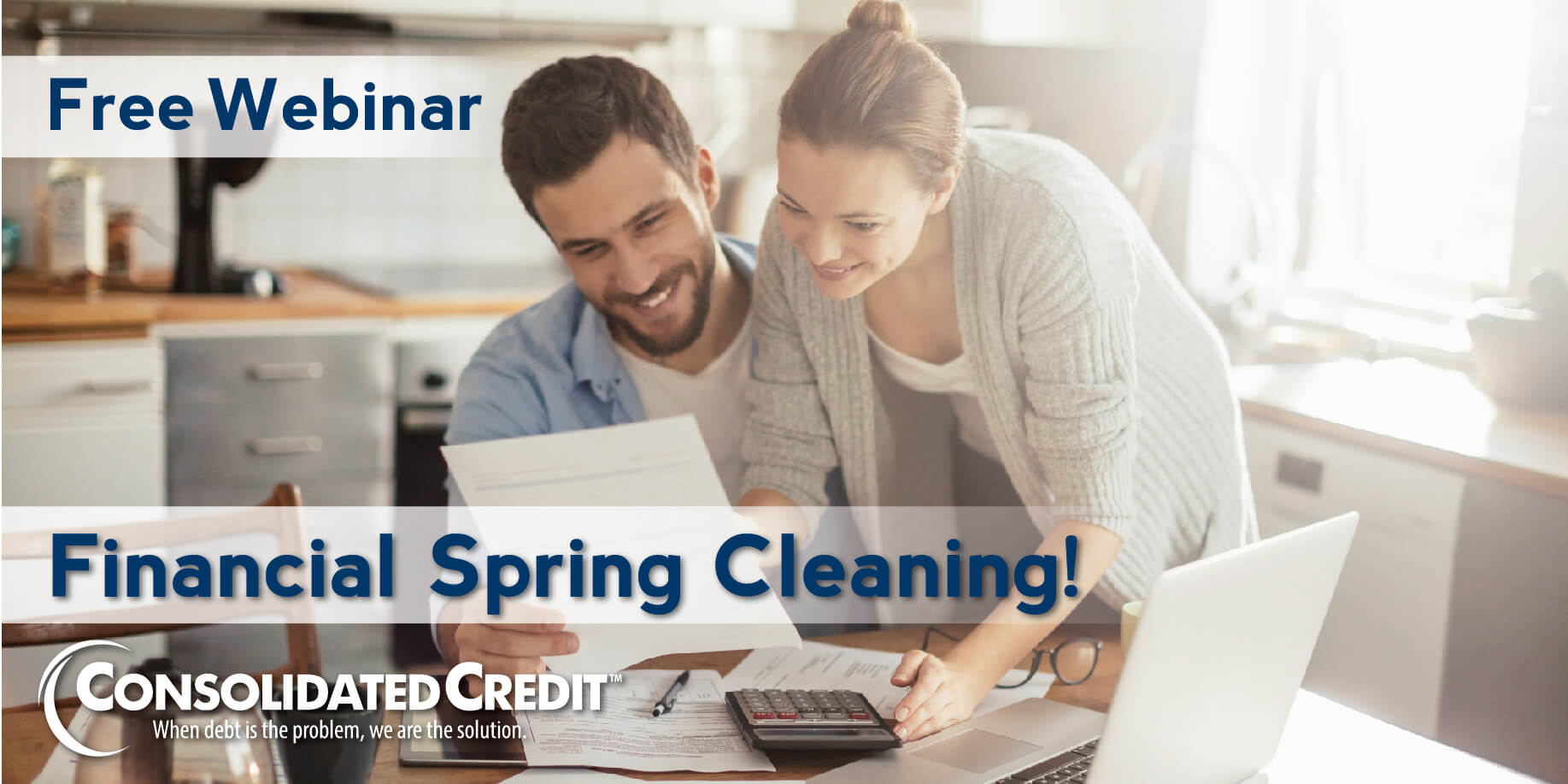 Free Webinar: Financial Spring Cleaning